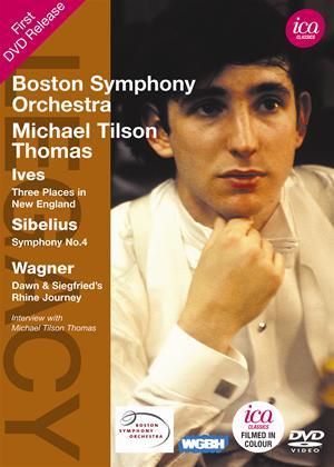 Rent Ives/Sibelius/Wagner: Boston Symphony Orch. (Tilson Thomas) Online DVD Rental