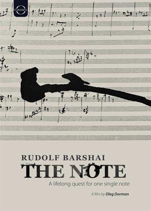 Rent Rudolph Barshai: The Note Online DVD Rental