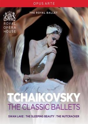 Rent Tchaikovsky: The Classic Ballets Online DVD Rental