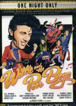 Bill Wyman: Willie and the Poor Boys Online DVD Rental