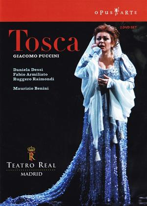Tosca: Teatro Real (Benini) Online DVD Rental