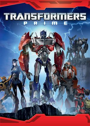Transformers Prime Online DVD Rental