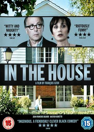 Rent In the House (aka Dans la maison) Online DVD Rental