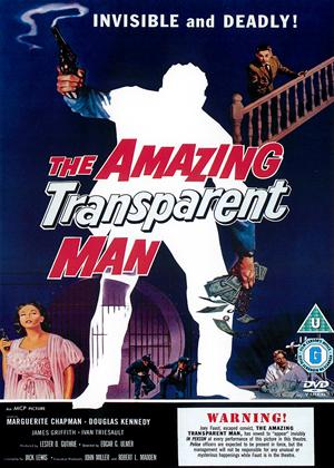 Rent The Amazing Transparent Man Online DVD Rental