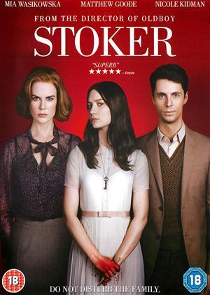 Stoker Online DVD Rental