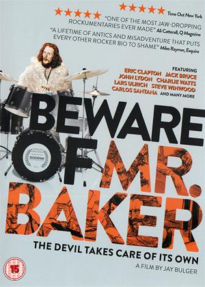 Beware of Mr. Baker Online DVD Rental