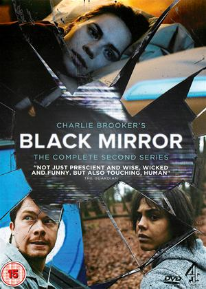 Black Mirror: Series 2 Online DVD Rental