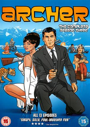 Rent Archer: Series 3 Online DVD Rental