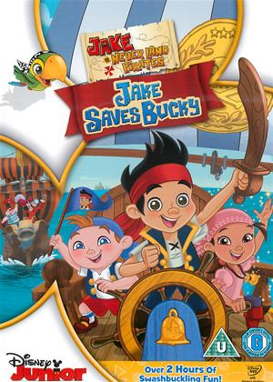 Rent Jake and the Never Land Pirates: Jake Saves Bucky Online DVD Rental