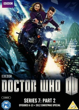 Doctor Who: New Series 7: Vol.2 Online DVD Rental