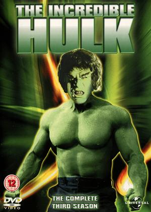 Rent The Incredible Hulk: Series 3 Online DVD Rental