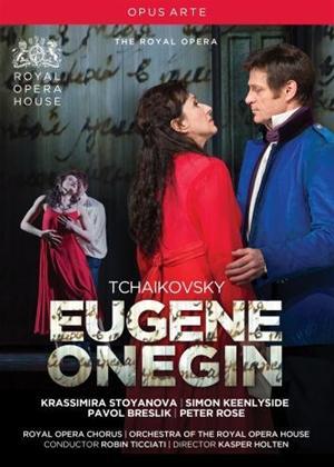Rent Eugene Onegin: Royal Opera House (Ticciati) Online DVD Rental