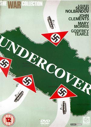 Undercover Online DVD Rental