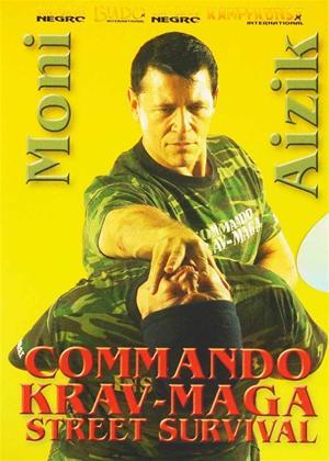 Rent Commando Krav Maga: Street Survival Online DVD Rental