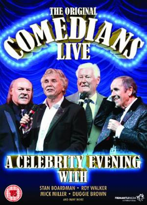 Rent The Comedians: A Celebrity Evening With the Original Comedians Online DVD Rental