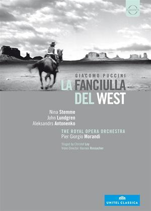 Rent La Fanciulla Del West: Royal Swedish Opera House (Morandi) Online DVD Rental