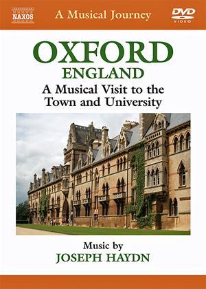 Rent A Musical Journey: Oxford Online DVD Rental