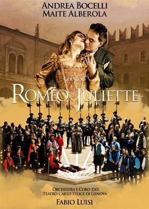 Rent Romeo Et Juliette: Teatro Carlo Felice (Luisi) Online DVD Rental