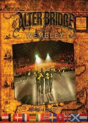 Rent Alter Bridge: Live at Wembley: European Tour 2011 Online DVD Rental