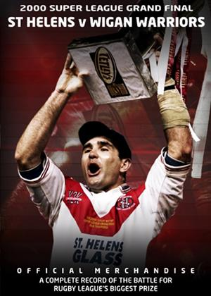 Rent Super League Grand Final: 2000: St Helens 29 Wigan Warriors 16 Online DVD Rental