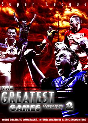 Rent Super League: The Greatest Games: Vol.2 Online DVD Rental