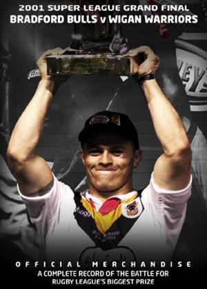 Super League Grand Final: 2001: Bradford Bulls 37 Wigan Warriors 6 Online DVD Rental