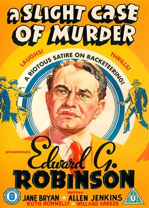 A Slight Case of Murder Online DVD Rental