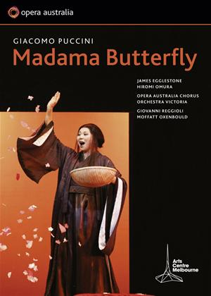 Rent Madama Butterfly: Opera Australia (Reggioli) Online DVD Rental