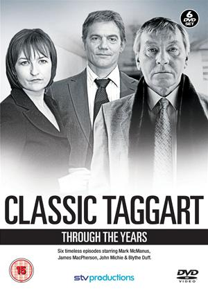 Taggart: Classic Taggart: Through the Years Online DVD Rental