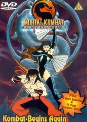 Rent Mortal Kombat: Vol.1 Online DVD Rental