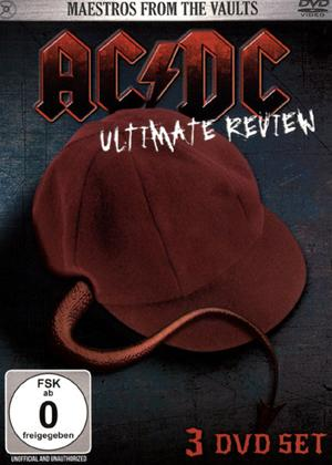 AC/DC: Maestros from the Vaults Online DVD Rental