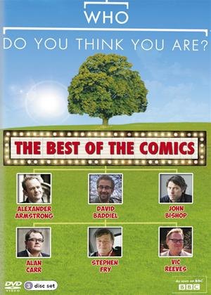 Rent Who Do You Think You Are?: Best of the Comedians Online DVD Rental