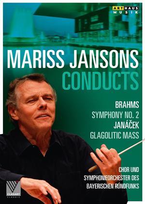 Rent Brahms: Symphony No 2/Janácek: Glagolitic Mass (Jansons) Online DVD Rental