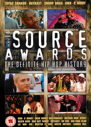 The Best of the Source Awards: The Definite Hip Hop History Online DVD Rental