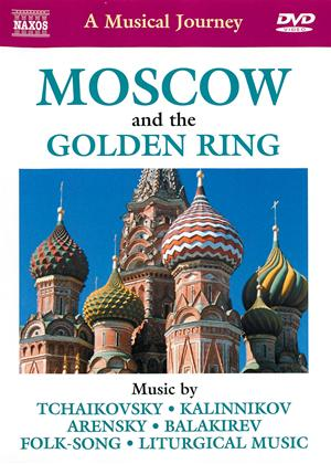 Rent A Musical Journey: Moscow and the Golden Ring Online DVD Rental
