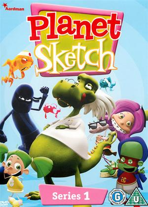 Planet Sketch: Series 1 Online DVD Rental