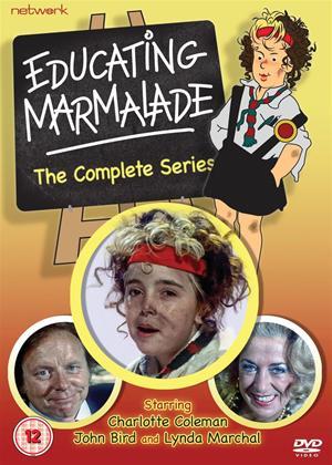 Rent Educating Marmalade Series Online DVD Rental