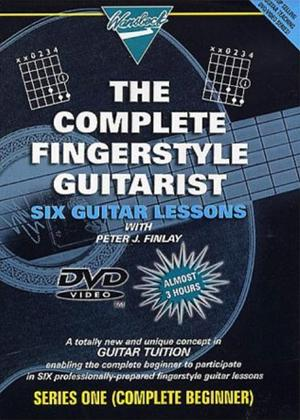 Rent Complete Fingerstyle Guitarist: Series 1 Online DVD Rental