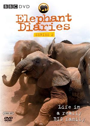 Rent Elephant Diaries: Series 2 Online DVD Rental