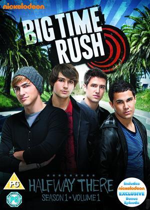 Big Time Rush: Series 1: Vol.1 Online DVD Rental