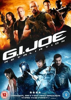 G.I. Joe: Retaliation Online DVD Rental