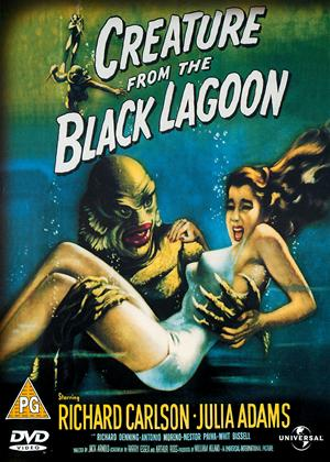 Creature from the Black Lagoon Online DVD Rental