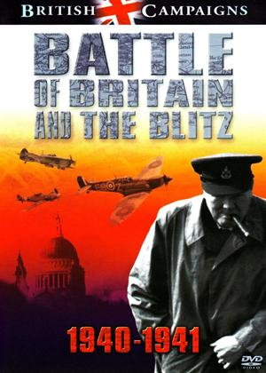 British Campaigns: Battle of Britain and the Blitz Online DVD Rental