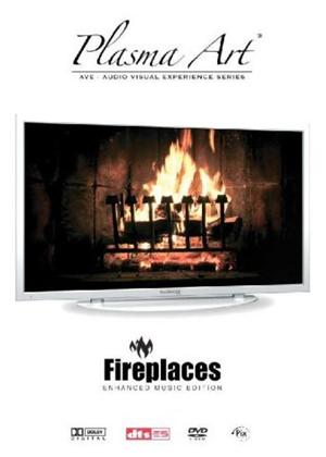 Plasma Art: Fireplaces Online DVD Rental