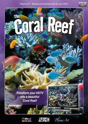 Plasma Art: The Coral Reef Online DVD Rental