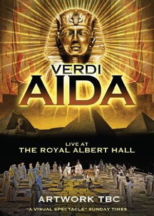 Rent Aida: Live at the Royal Albert Hall (Greenwood) Online DVD Rental