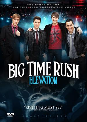 Rent Big Time Rush: Elevation Online DVD Rental