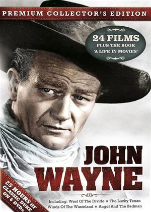 John Wayne Online DVD Rental
