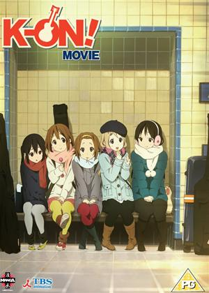 K-ON! The Movie Online DVD Rental