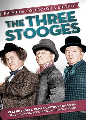 The Three Stooges Online DVD Rental
